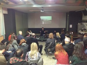 Crowdfunding workshop with Sam Green – Academy award nominated Director