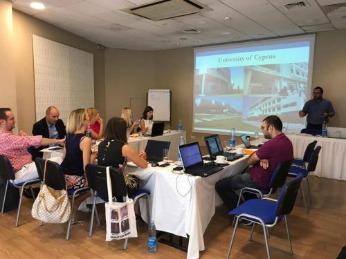 YET DiFens Cuprus Kick-off meeting 09.2017 9