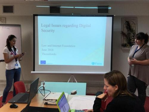 YET DiFens Thessaloniki Meeting 06.2018 8