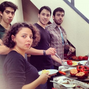 Youth Exchange:Germany:Cooking – a Reflection of Culture 12.2012 12