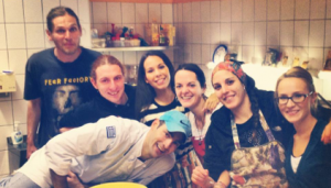 Youth Exchange:Germany:Cooking – a Reflection of Culture 12.2012 13