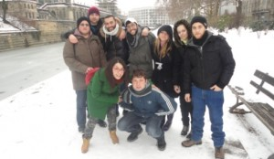 Youth Exchange:Germany:Ice wonders 02.2013 16