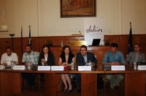Read more about the article 2010 Stelios Haji-Ioannou Award Roadshow: Thessaloniki