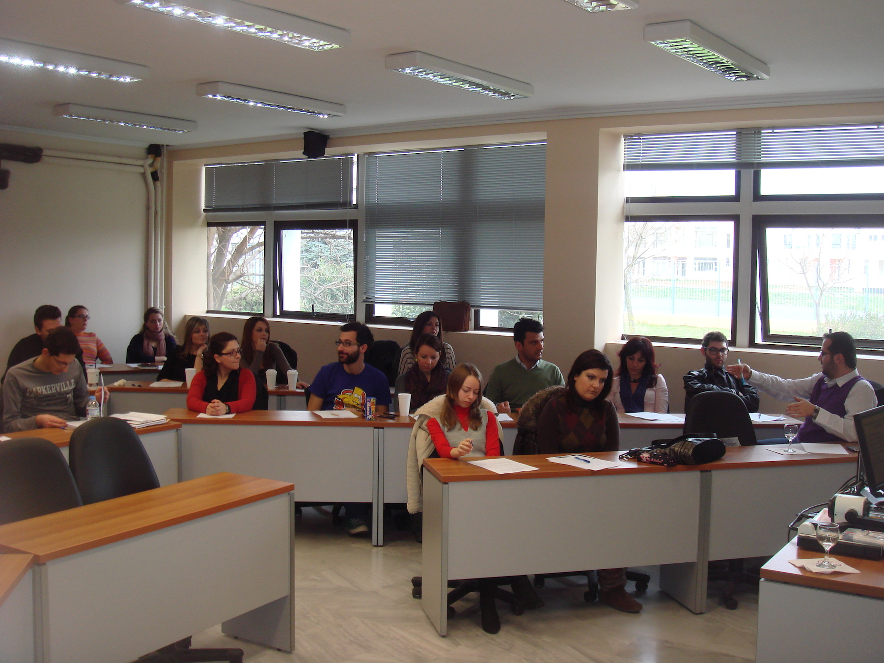 Cooperation with International Hellenic University
