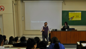 Participation in AIESEC University of Macedonia event