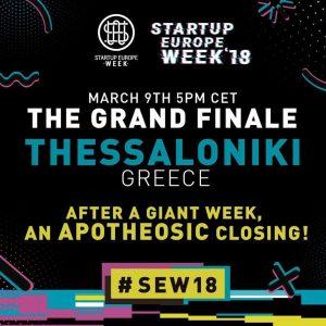 Read more about the article SEW18 Θεσσαλονίκη