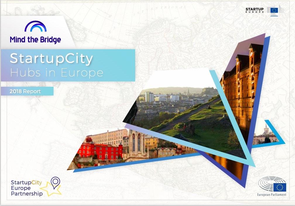 Έναρξη δράσης StartupCity Europe Partnership (SCEP)