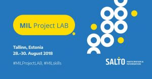 Read more about the article EU Project: Media and Information Literacy Project LAB