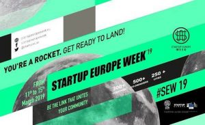 Read more about the article SEW19 – Startup Europe Week 19 Thessaloniki Closing Event – Start Right, Start Early, Start Up