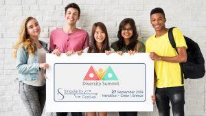 Read more about the article Singularity Festival Week (SFW19) – Diversity Summit – Heraklion, Crete