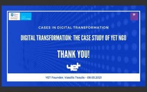 Read more about the article YET Digital Transformation guest lecture