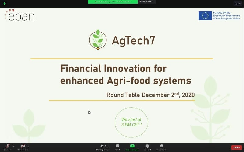 You are currently viewing AgTech7 'Deep Dive workshop'