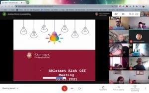 Read more about the article EU Project RRIstart – Virtual Kick-off meeting