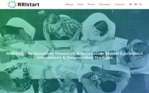 Read more about the article RRIstart EU Project website & social media