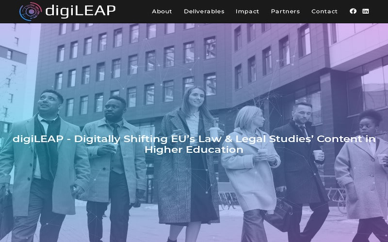 You are currently viewing digiLEAP EU Project website & social media launch
