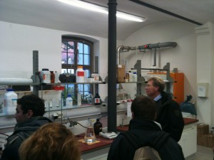 Dresden Visit at the Pillnitzer Univ. 12.2011 1