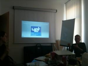 Dresden YET presentation 12.2011