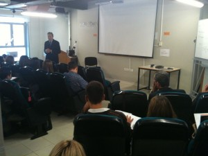 YET:Dr Harris @ City 10.2012