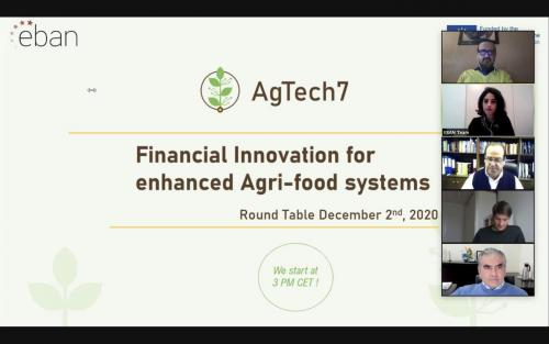 YET EBAN AgTech7 workshop 12.2020 2