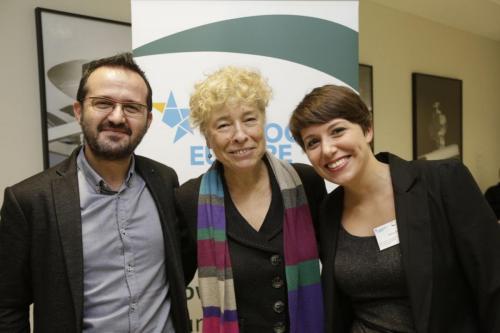 YET European Growth Initiative Berlin - Botrop Thessaloniki workshop 11.2015 12