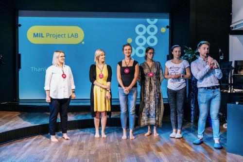 MIL Project LAB