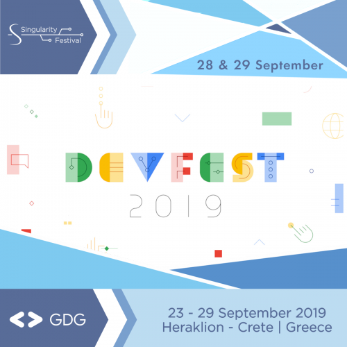 YET SingFest DevFest19