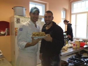 Youth Exchange:Germany:Cooking – a Reflection of Culture 12.2012 2