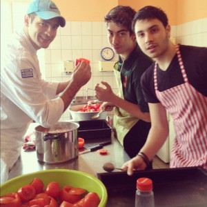 Youth Exchange:Germany:Cooking – a Reflection of Culture 12.2012 4