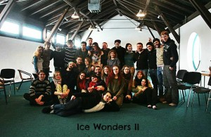 Youth Exchange:Germany:Ice wonders 02.2013 1