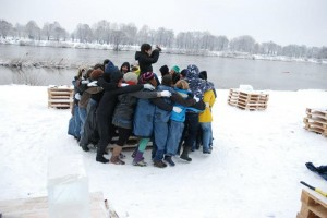 Youth Exchange:Germany:Ice wonders 02.2013 2