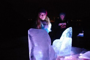 Youth Exchange:Germany:Ice wonders 02.2013 3